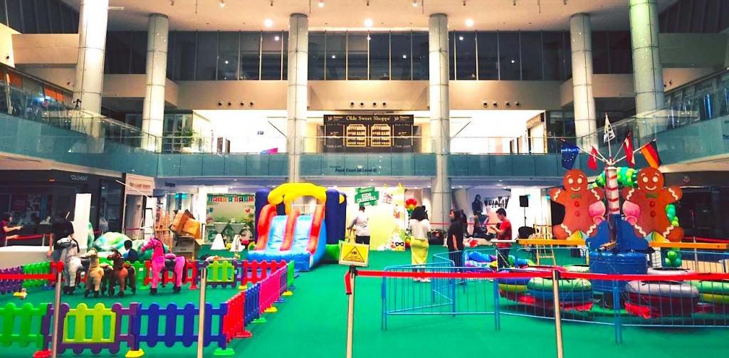 Carnival Event Management Singapore