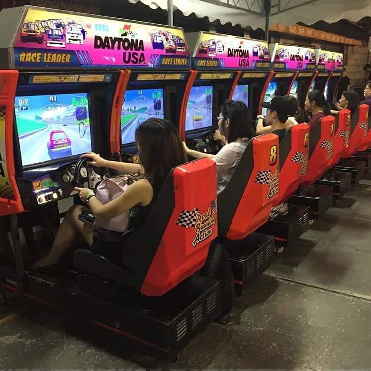 Daytona Arcade Machine Rental Carnival World