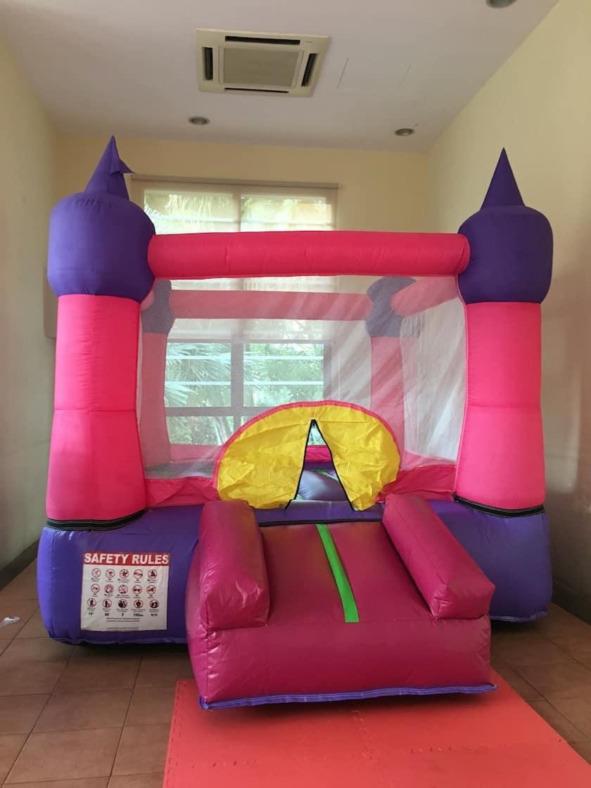 Pinky Bouncy House