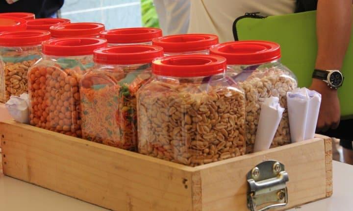 Kacang Puteh Stall