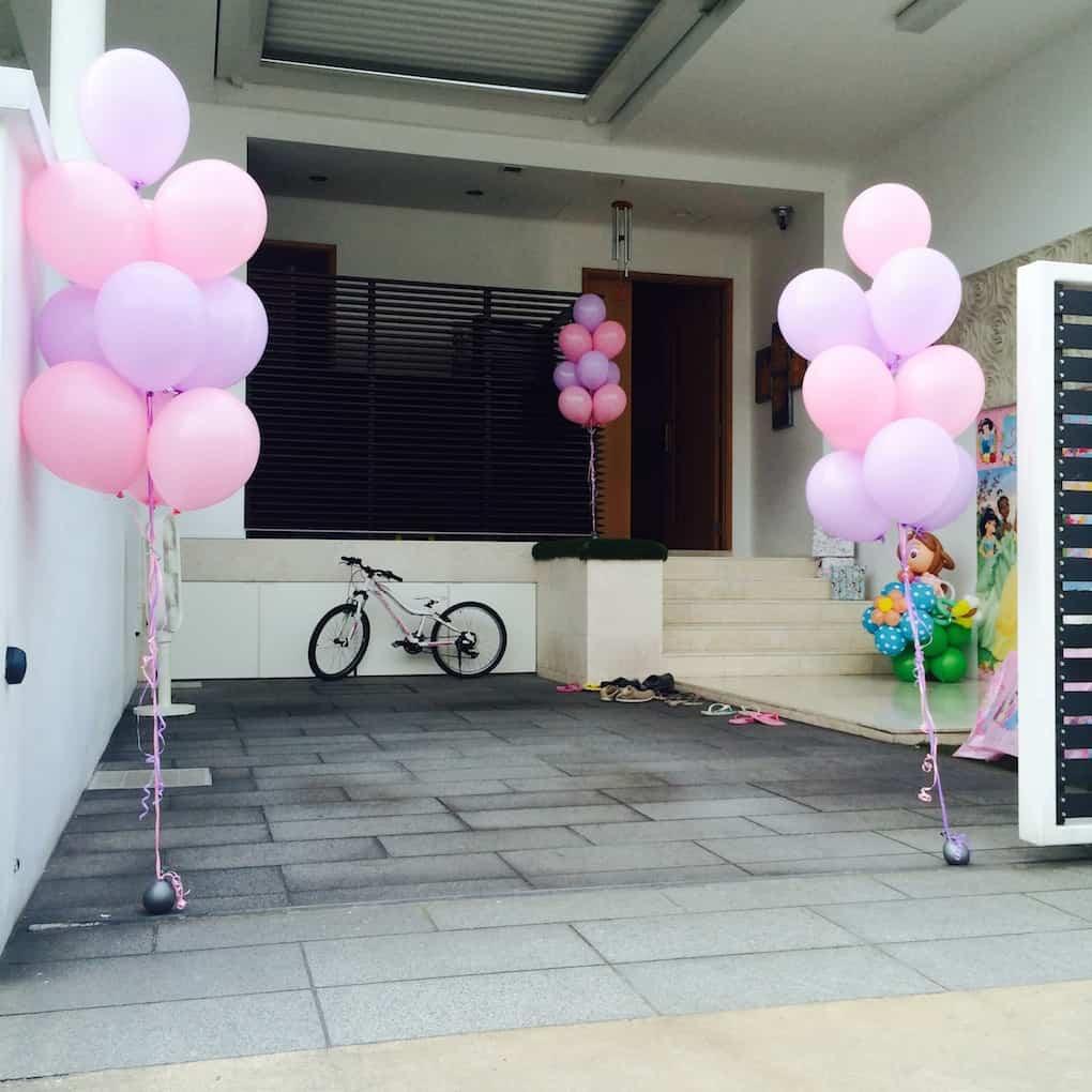Helium Balloons Singapore