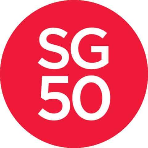 SG50 Singapore National Day