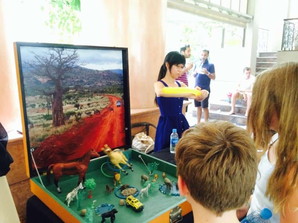 game stalls rental singapore