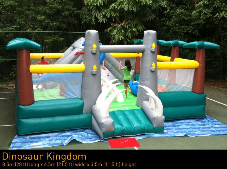 Inflatable-Dinosaur-Kingdom