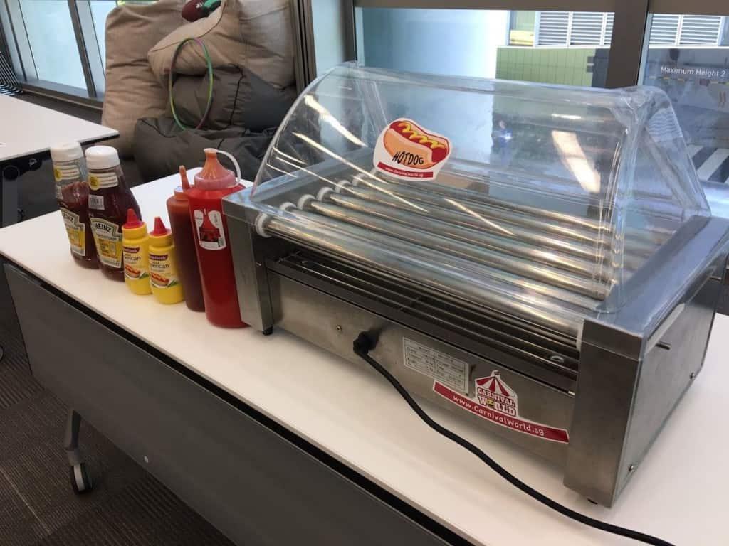 hotdog-stall-for-event-singapore
