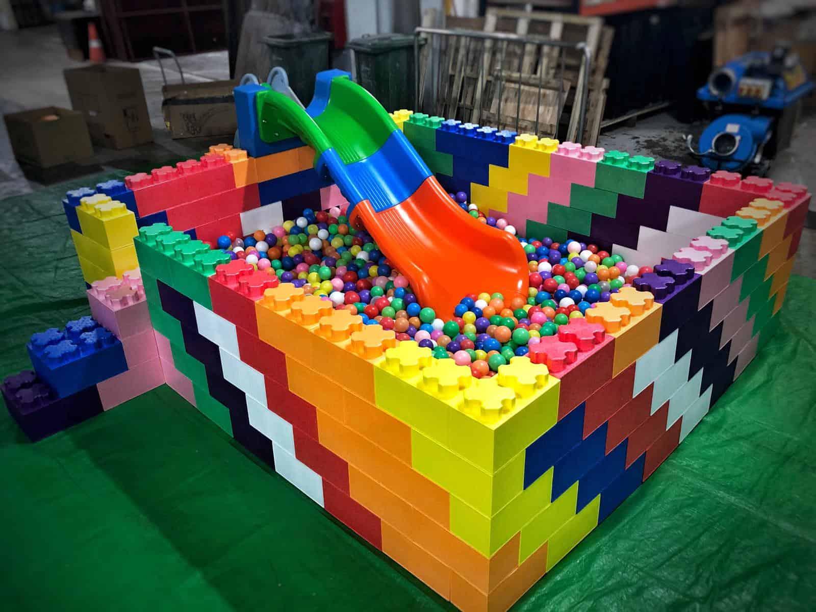 Ball Pit Playground Event Rental Singapore