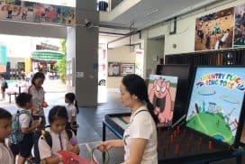 Ring Toss Game for School Celebration Rental