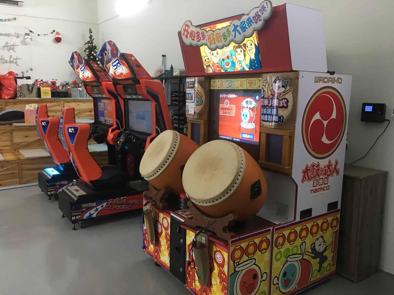 Cheap Arcade Machines Singapore Rentals