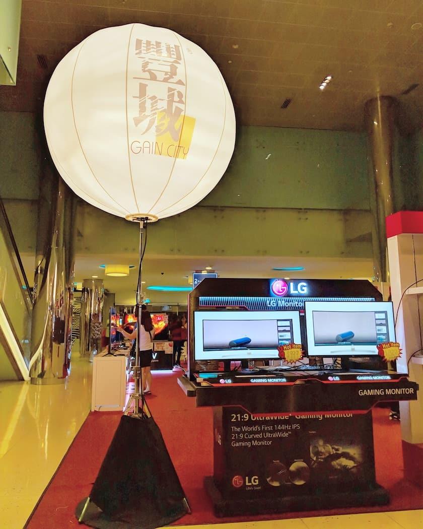 Giant-Advertising-Balloon-Display